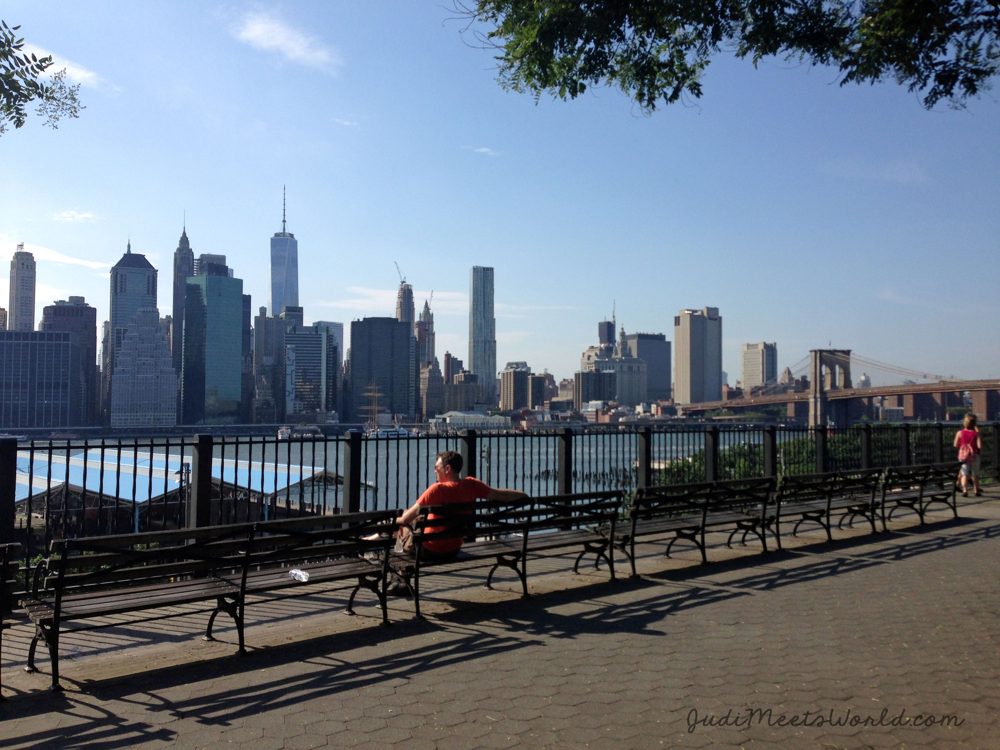 Meet Brooklyn Bridge Park, NYC. - judimeetsworld