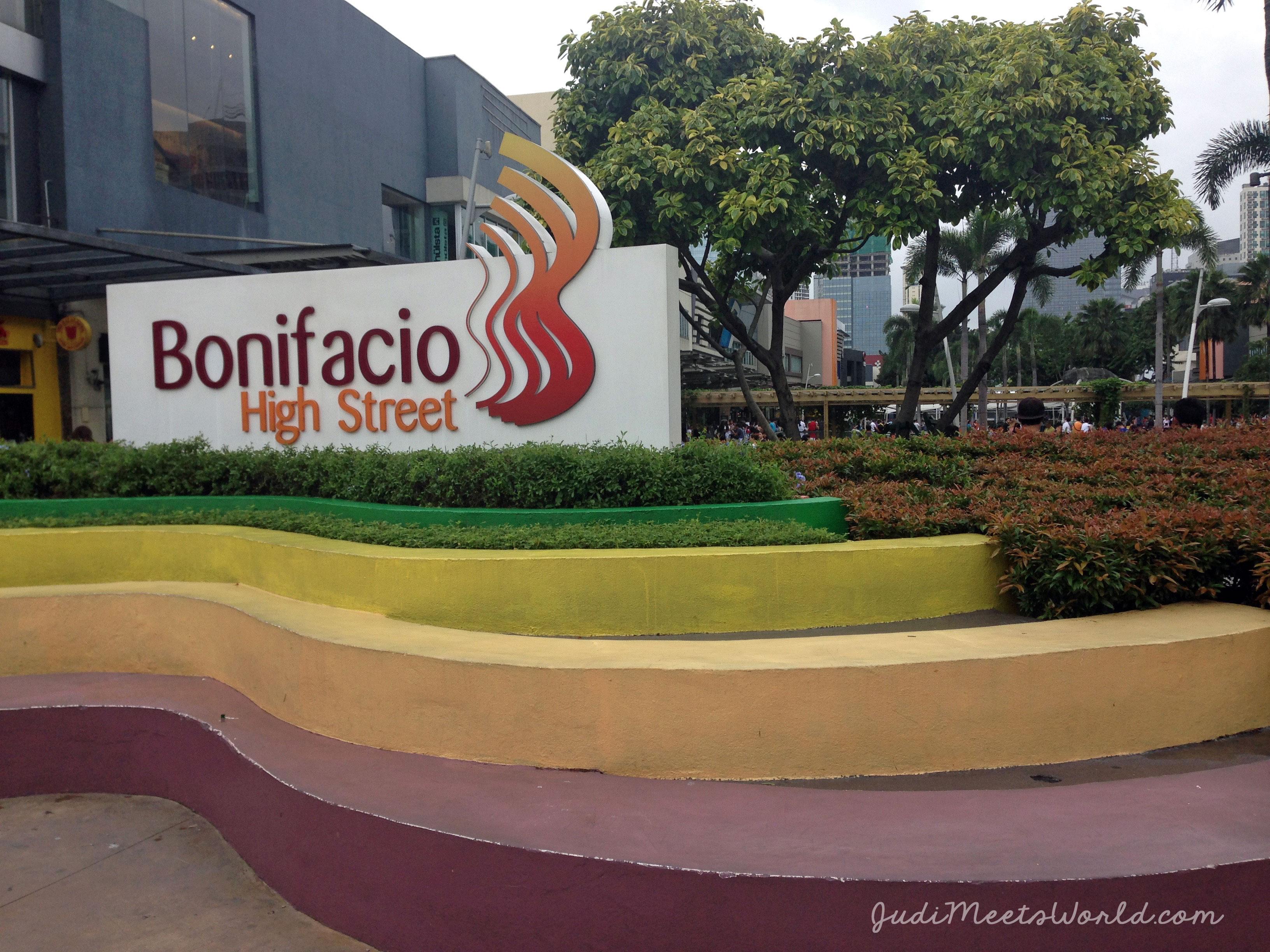 Meet BGC, Manila.