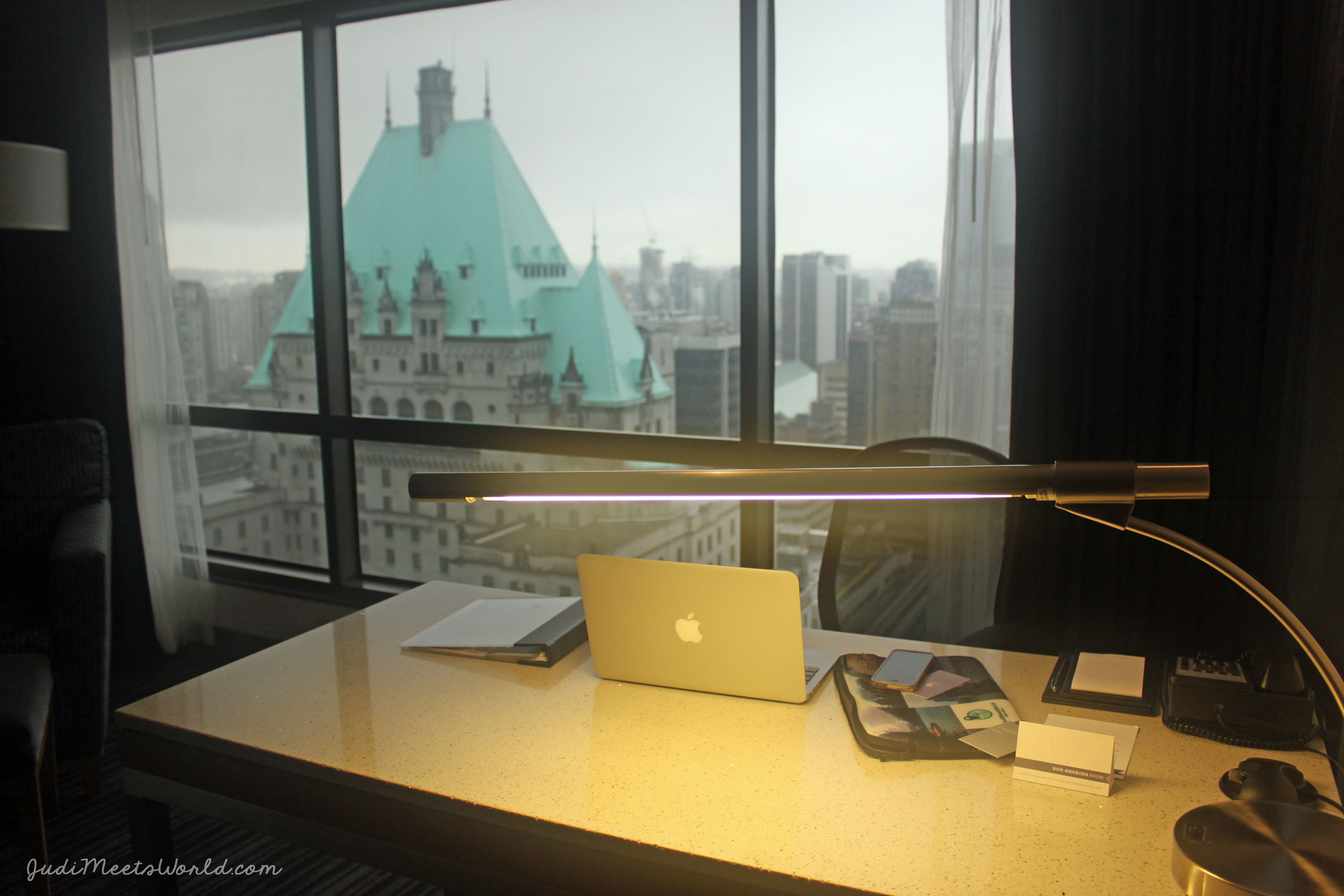 Meet the Hyatt Regency Vancouver.