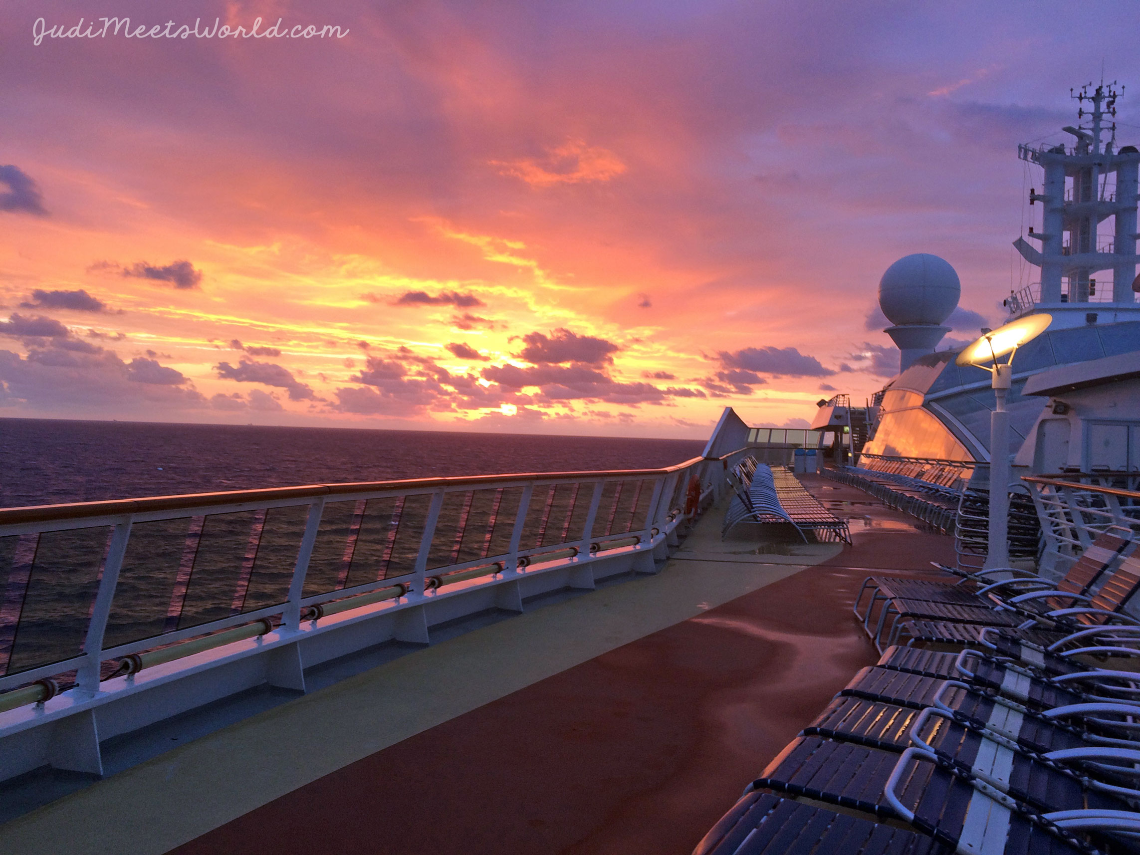 Meet Jewel of the Seas.